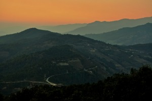 Naga hills