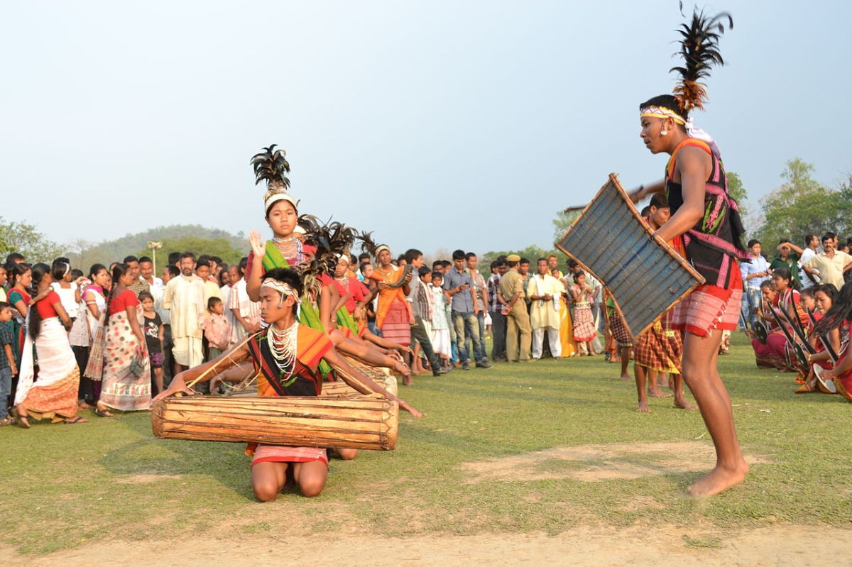 Tribal Festivals of North East India Tour